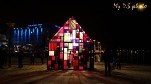 Mosaic glasshouse