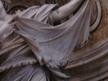 Can you see the face of Jesus? Lots of secrets are there for you to find int eh Vatican.