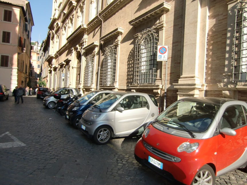 Smart cars everywhere