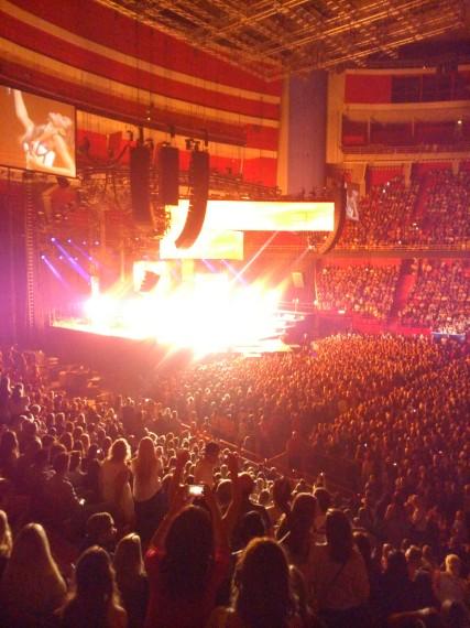Concert in Globen