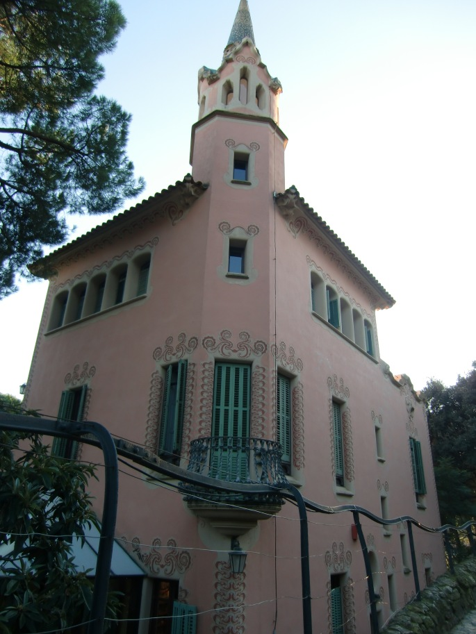 Museum about Antoni Gaudi