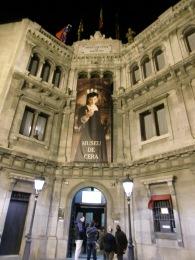 Wax museum called Museu de Cera