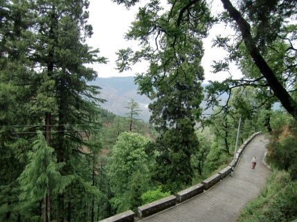 Common roads in Mussoorie