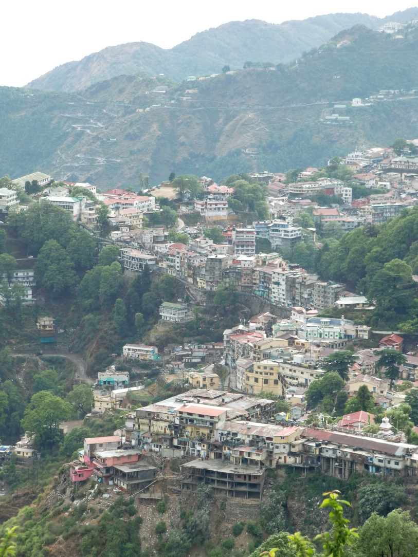 Part of Mussoorie