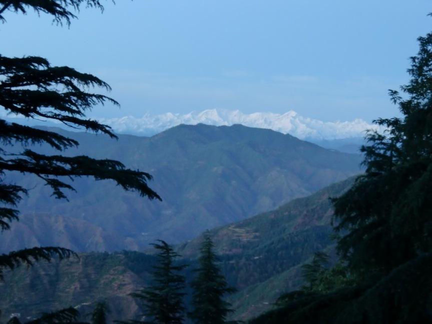 Can you see Himalaya?