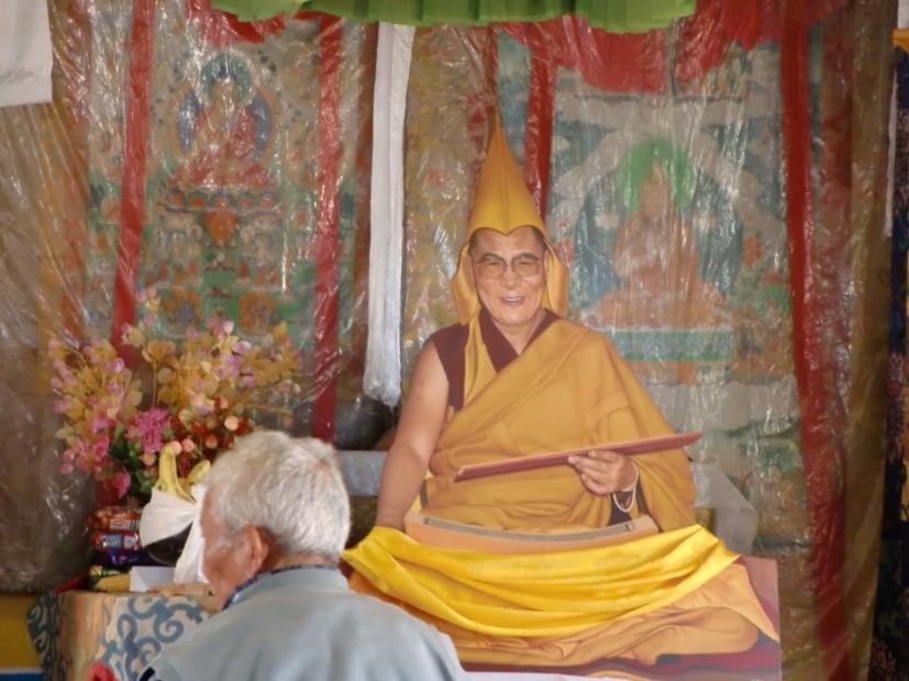 Dalai Lama tribute