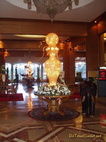 Le Meridien Hotel in Cochin