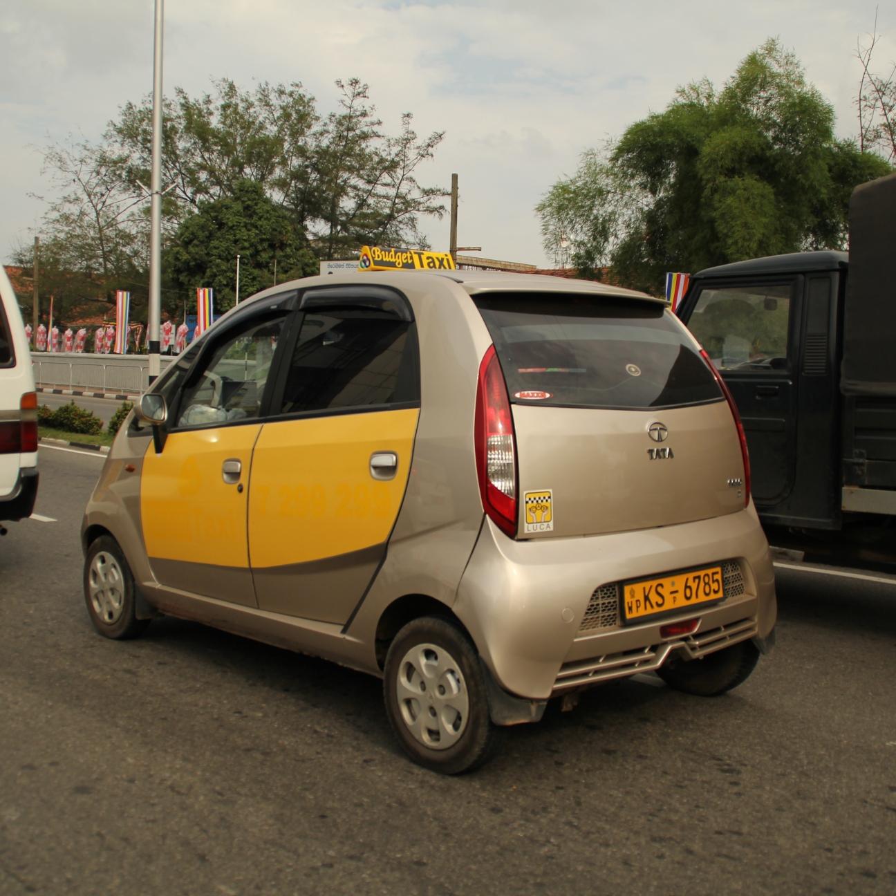 Nano taxi